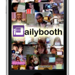 iDailyBooth 1.2 startup screen