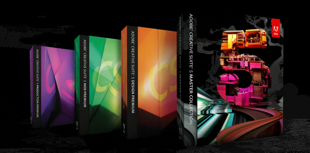 Adobe Creative Suite 5 - CS5 is here